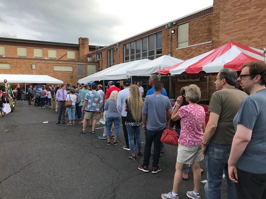 The Festa has been rescheduled for Wednesday, Aug. 26 through Saturday, Aug. 29, event organizers said.