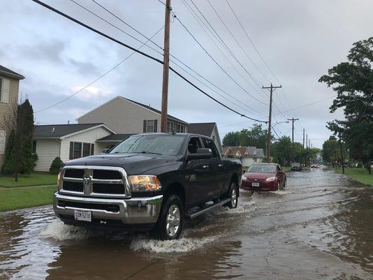 2 flooding