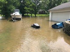 Water, water everywhere in Ottawa County