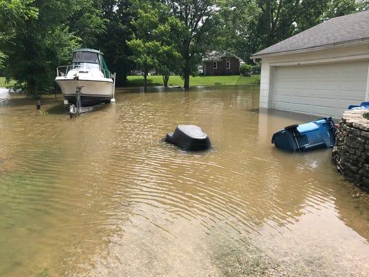 1 flooding