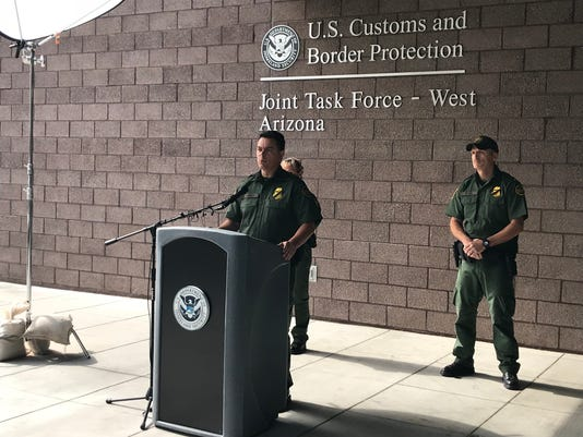 border patrol agent shot near arivaca in good spirits