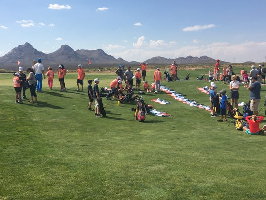 The 2018 PGA Jr. League hosted by Red Hawk Golf Club kicked off May 26.