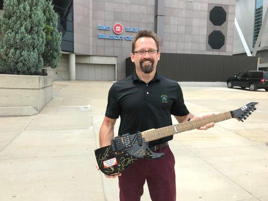 Metallica guitar
