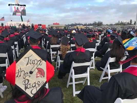 Rio Mesa graduation 12