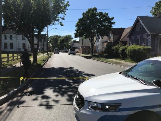 Motorcyclist dies in Otis Street crash