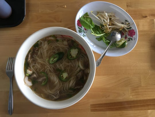 House Special Pho Combo