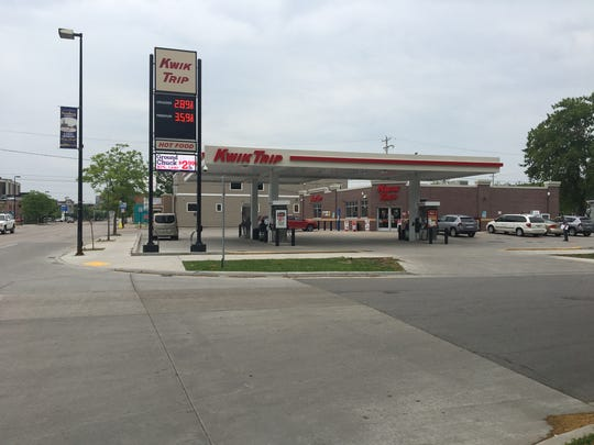 Kwik Trip, 515 W. Walnut St., Green Bay.