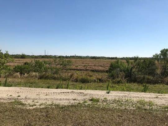 Vacant land in the Tradition Jobs Corridor