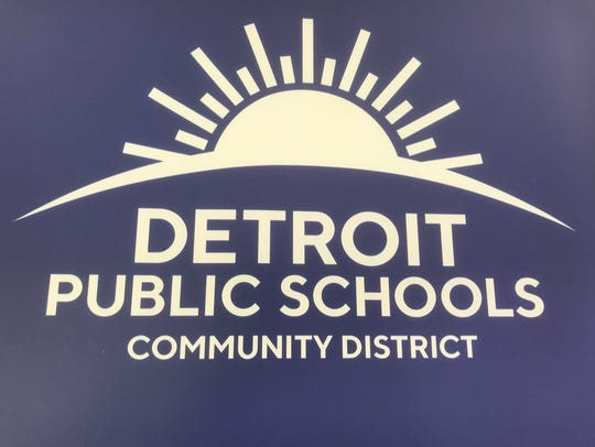 The new logo for the Detroit Public Schools Community