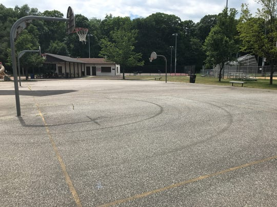The 27-acre Back Beach Park in Wanaque will soon get expansive upgrades to facilities including the basketball courts and pavilion.