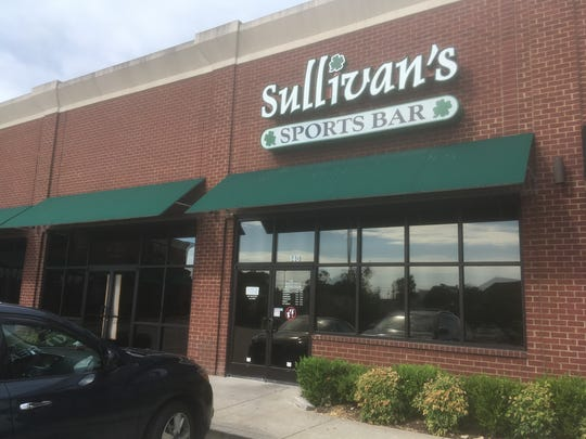 Smyrna police said one person was shot and killed outside Sullivan's Sports Bar Friday, June 22, 2018. It was the town's first homicide of the year, Sgt.Bobby Gibson said.