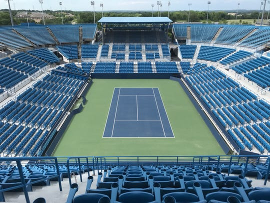 Some Western & Southern Open patrons will find new