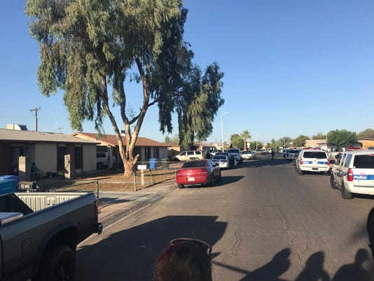 Two dead after South Phoenix shooting
