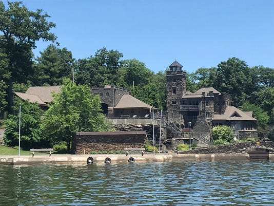 Jeter Greenwood Lake castle June 2018 4