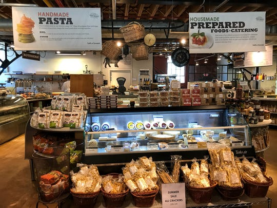 Cheese, pastas, pizza and meats have long been a staple at Tarry Market in Port Chester. Photographed June 26, 2018