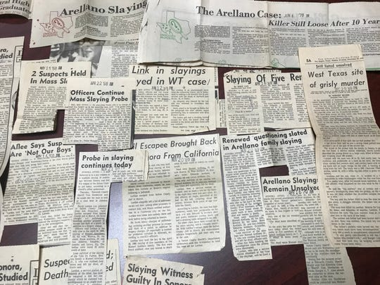 The Arellano case has baffled authorities for decades, and although interest in the case has been renewed several times, the killer was never apprehended.