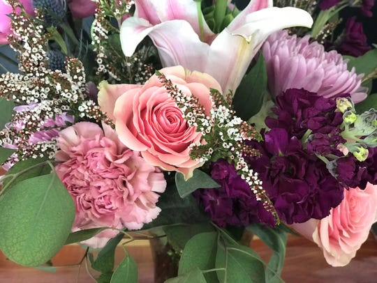 Kim Bevels of Ashland City opened As You Wish Floral