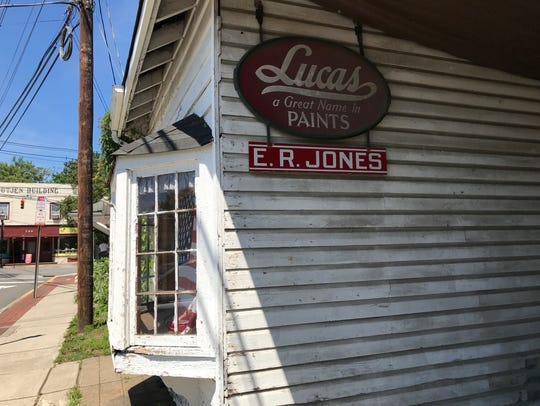 Jones Hardware, a historic family business in Pequannock,