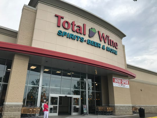 Total Wine & More's first Tennessee location is open