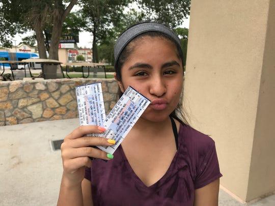 El Paso teen Bobbi Ann is ready for Khalid's 915 concert