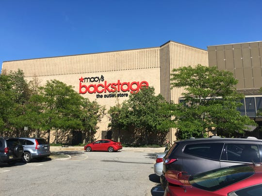 Macy's is converting part of its store at Paramus Park to its outlet division Macy's Backstage.