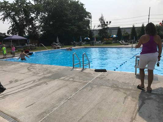 Hasbrouck Heights pool