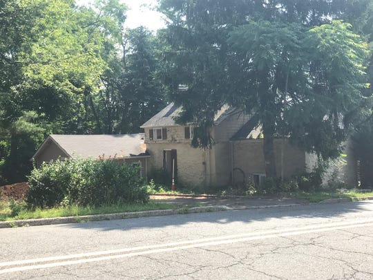 The historic Van Zile House on Godwin Avenue may be demolished soon.