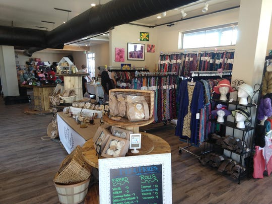 A new artisan market is scheduled to open this month in the Colorado Feed & Grain building.