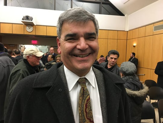 Chestnut Ridge Mayor Rosario Sam Presti