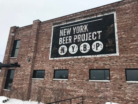 Lockport-based New York Beer Project will be opening