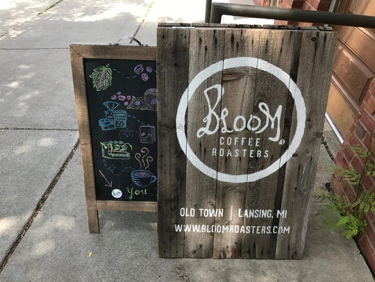 Bloom Coffee Roasters Caféin Old Town has reopened.
