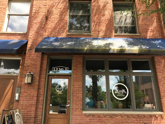 Bloom Coffee Roasters Cafe in Old Town has closed.