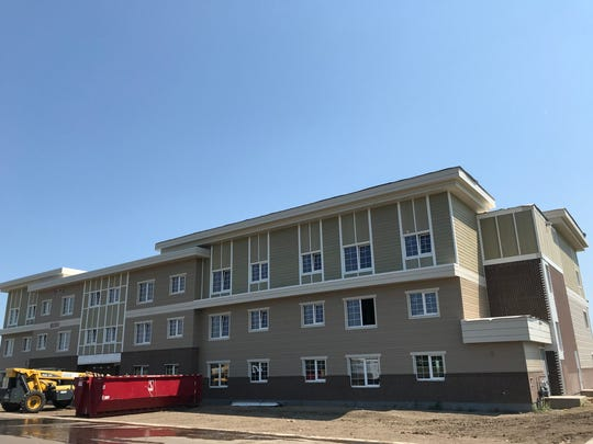 Exterior: South Dakota's First 'passive' Apartments Will Also Be