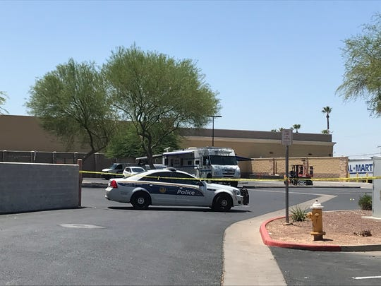 Phoenix police are investigating a homicide near Bethany
