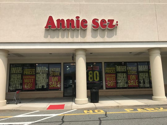 The Annie Sez store in Paramus is expected to reopen as another brand owned by YM Inc.