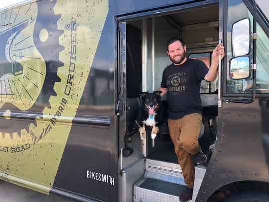 Longtime mechanic Landon Blankenship is the new owner