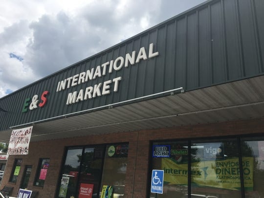E&S International Market, 1622 Bradyville Pike in Murfreesboro,