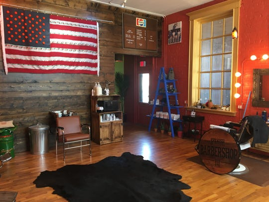 Spanish Fly barbershop has opened at 626 E. Main St.