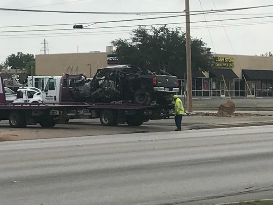 San Angelo police are investigating a fatal crash at