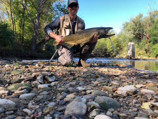 Wauwatosa resident Bryan Ott recommended a couple of spots along the Menomonee River in Wauwatosa for fishing, including east of 68th Street near Jacobus Park and near Hoyt Park.