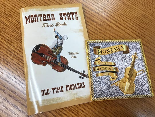 A songbook and CD help support the Montana State Old-Time