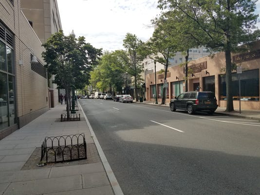 Division Street in New Rochelle