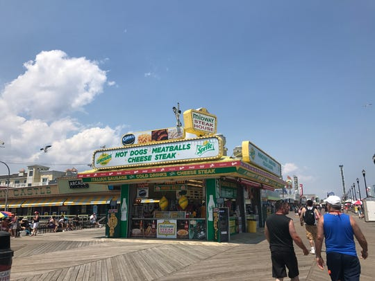 Midway Steaks has been serving the Seaside Heights