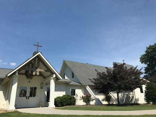 Rev. Richard Armstrong is parochial administrator at St. Joseph Catholic Church in Norris and St. Therese Catholic Church in Clinton (pictured).