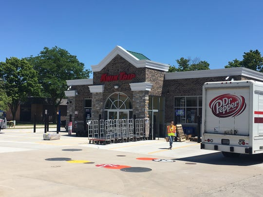 A new Kwik Trip store will open July 8 at 2203 S..