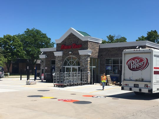 A new Kwik Trip store will open July 8 at 2203 S.. Webster Ave. The convenience store was formerly a BP.
