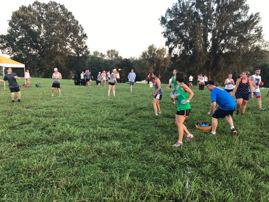 Adult Field Day 2017