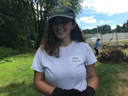 Chloe Rosa is an incoming senior at Arlington High School and a member of the Mid-Hudson Young Environmental Scientist program.