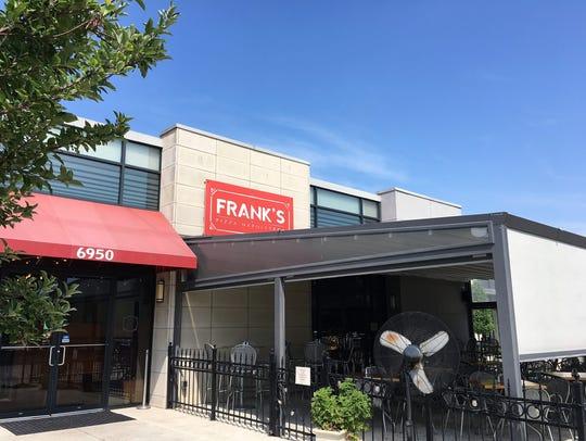 Frank's Pizza Napoletana