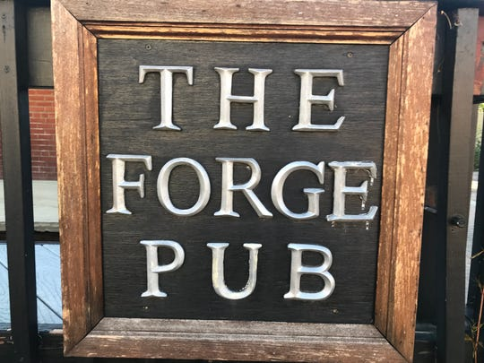 The Forge Publick House operates in an Old Town Fort Collins alleyway.